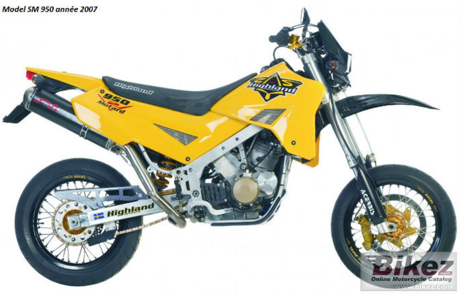Highland 950 V2 Outback Supermoto 2005 images #97058