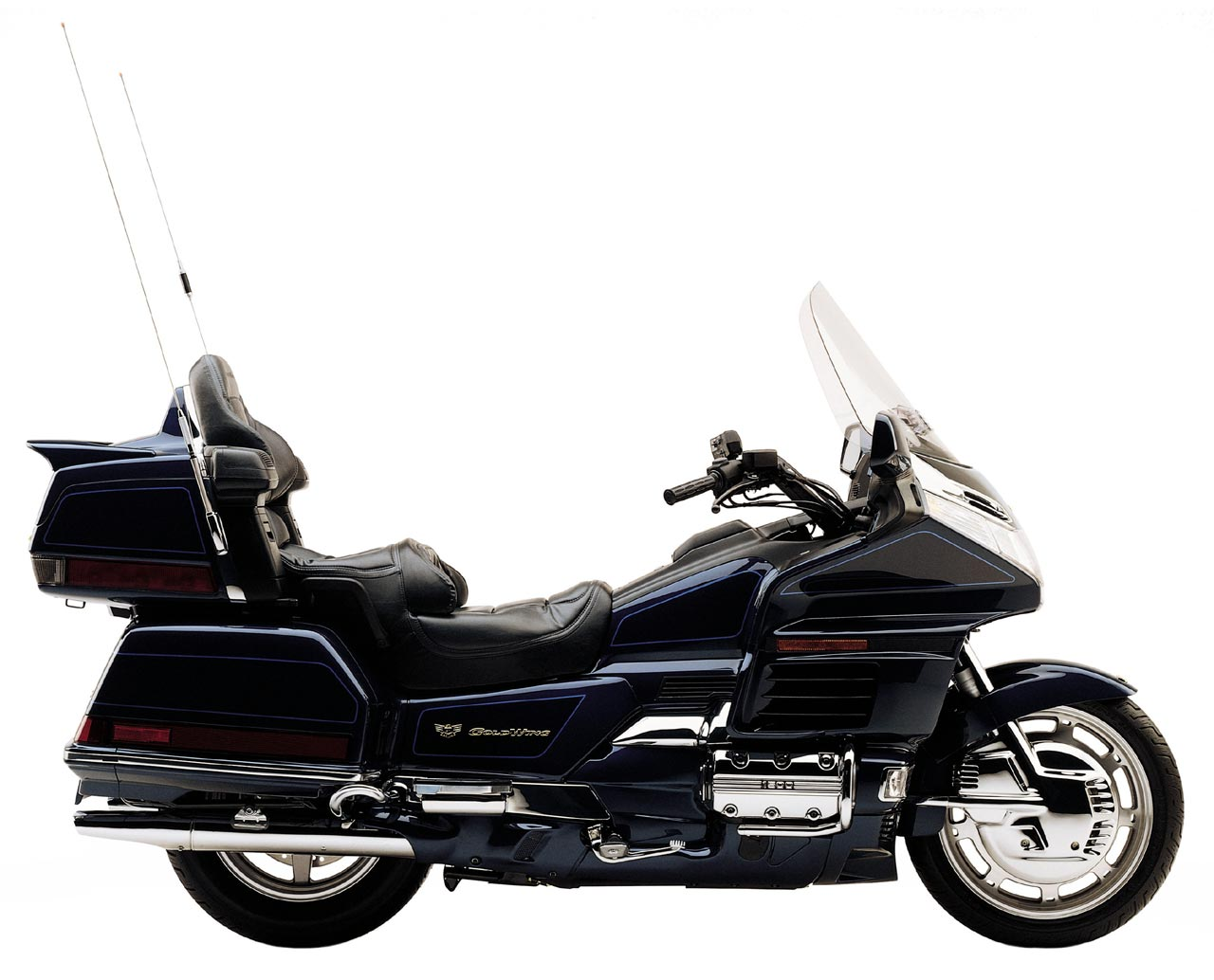 Honda GL 1500 SE Gold Wing 1991 wallpapers #133705