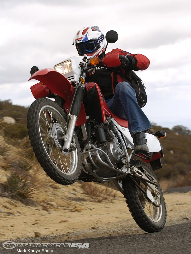 Honda XR 650L 2008 wallpapers #134698