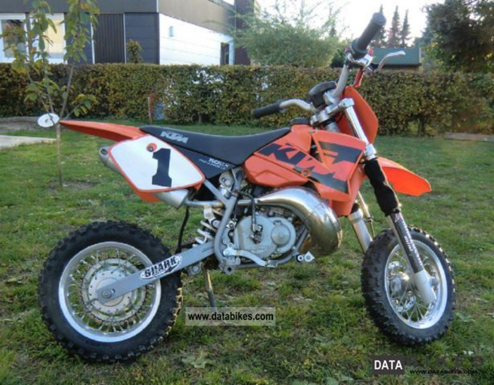 KTM 50 SX Pro Junior LC 2003 images #85747
