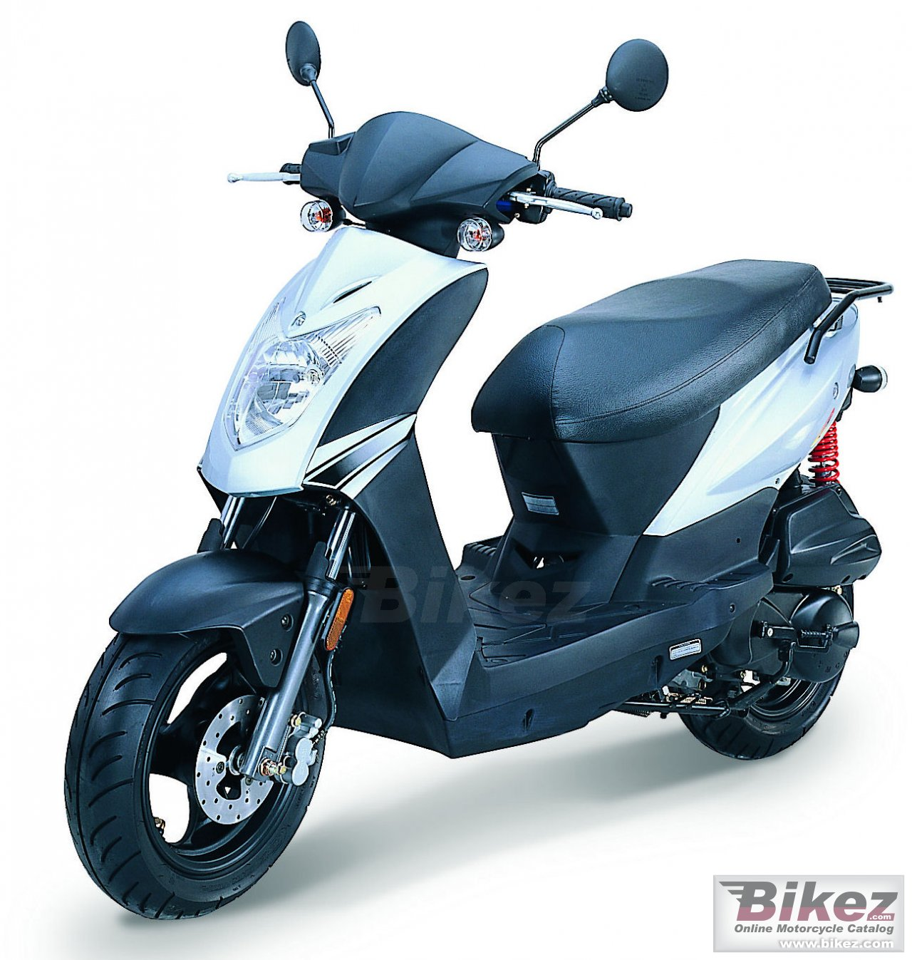 Kymco Agility 50 2006 images #101916