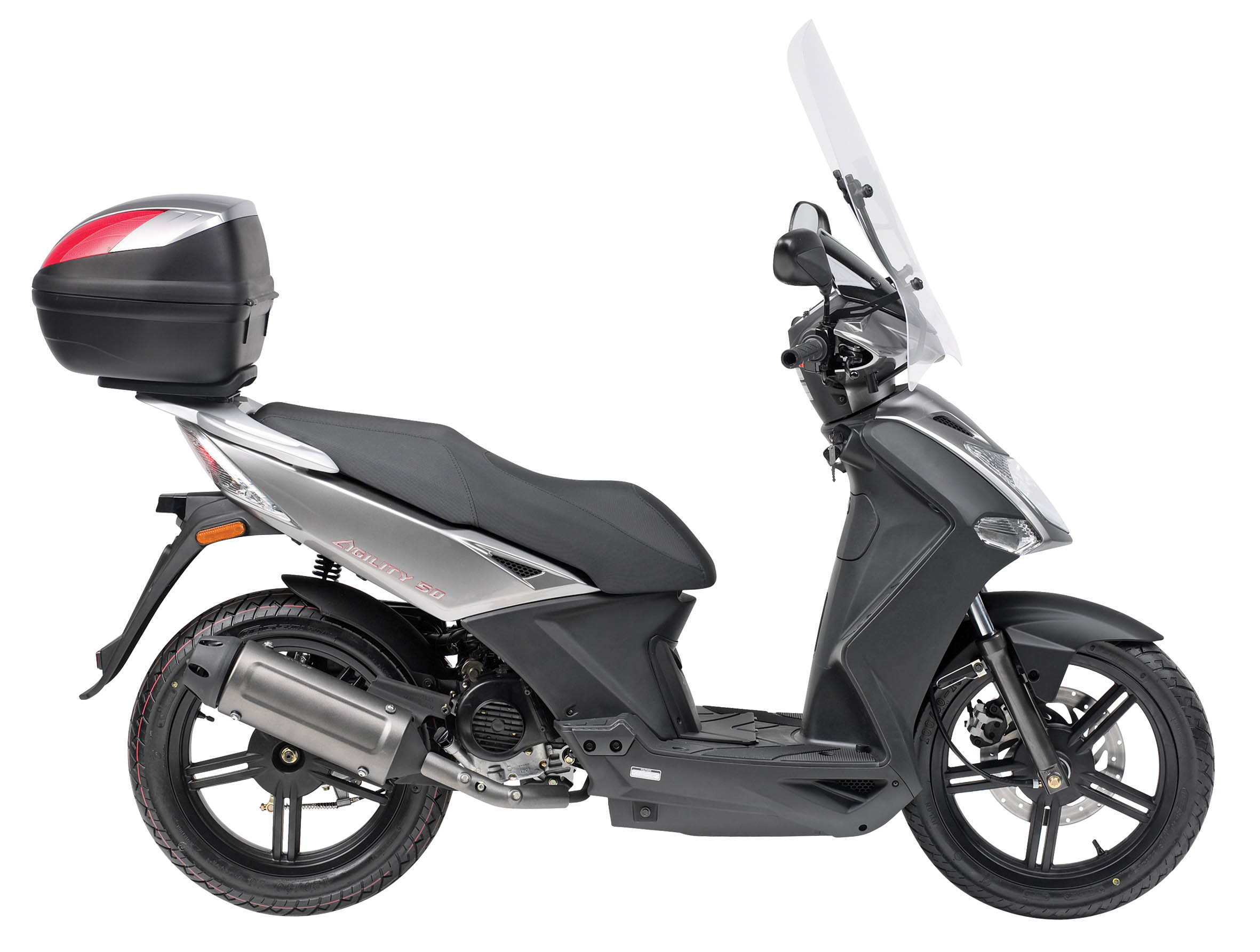 Kymco Agility City 125 images #101821