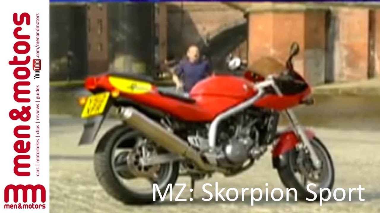 MZ Skorpion 660 Sport 2003 images #116729