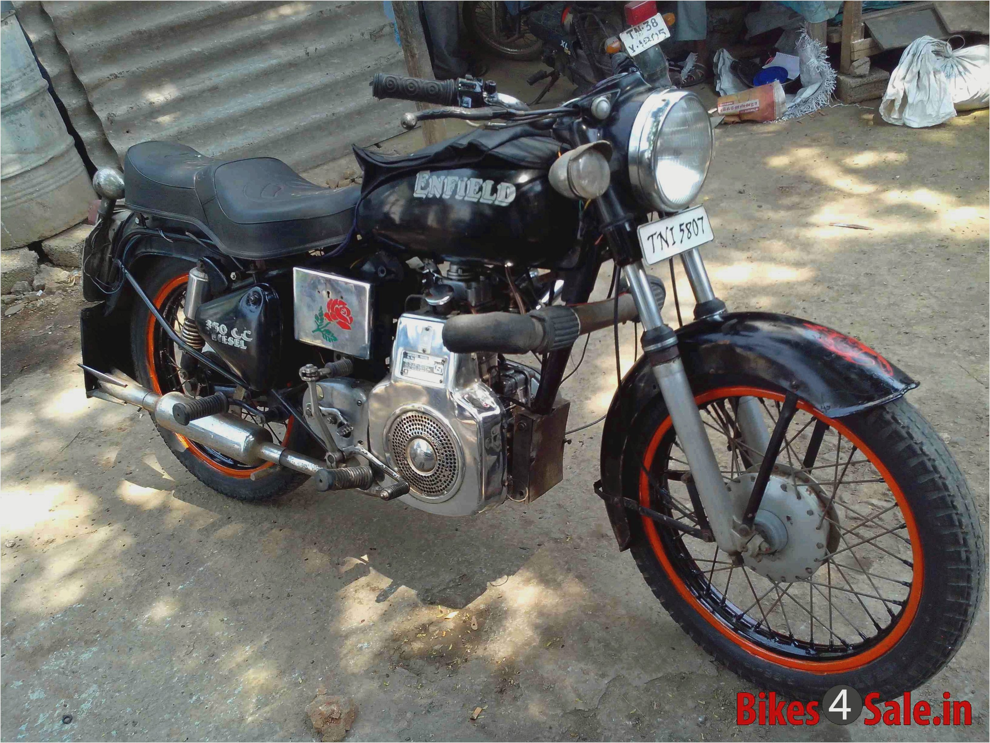 Royal Enfield Diesel 1999 images #123124