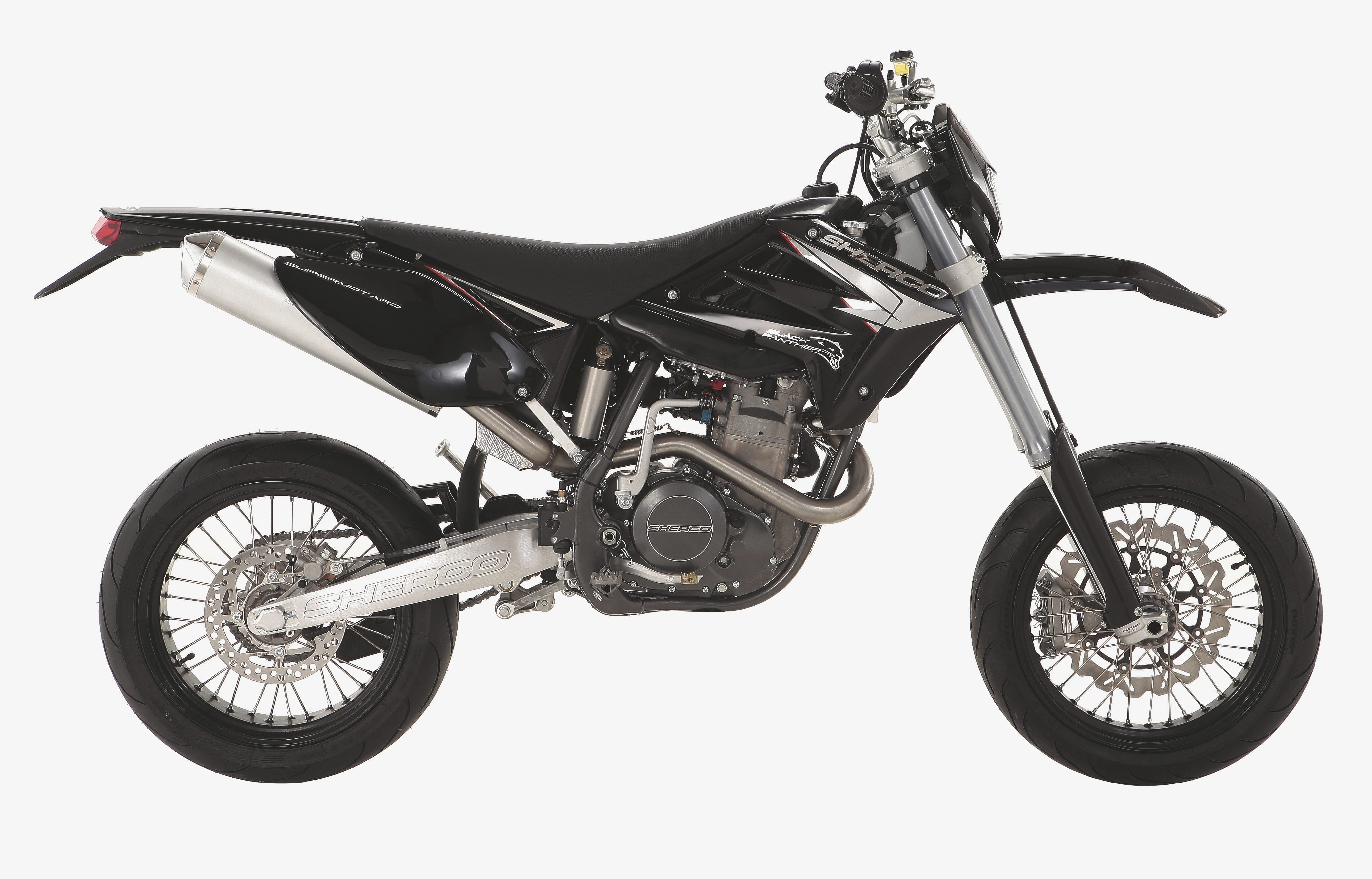 Sherco 125 SM Ipone Replica 2008 images #124514