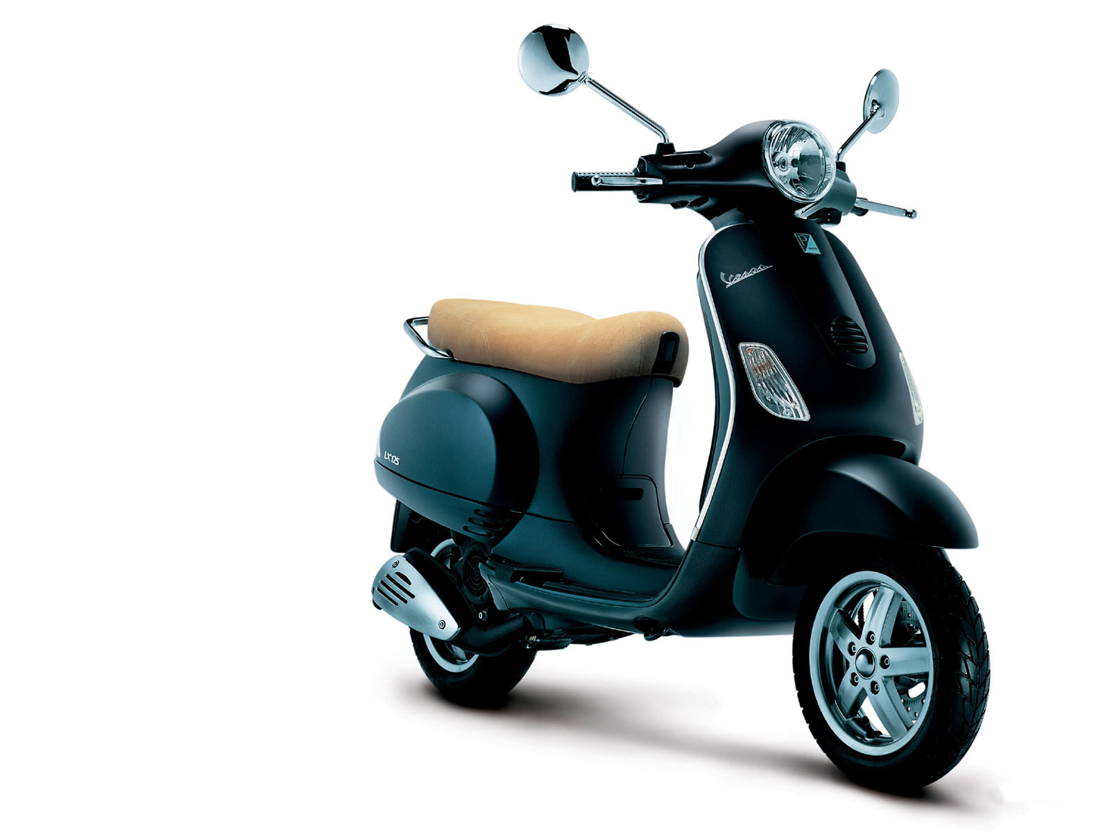 Vespa LX 125 2007 wallpapers #129639