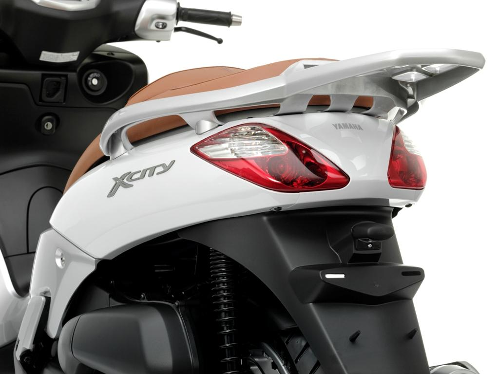 Yamaha X-City 250 2009 images #155918