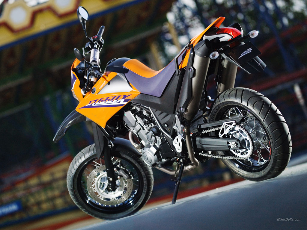 Yamaha XT 660 X 2010 wallpapers #136188